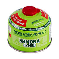 Резьбовой газовый баллон (зимняя смесь) Н-230