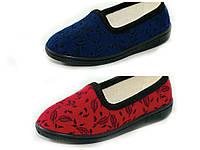 Туфли домашние детские Трикотаж (лит. м/к) Литма