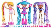 Большой набор кукла-конструктор Бетти спагетти Betty Spaghetty S1Deluxe Mix N Match 55 эл.