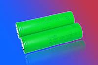 Высокотоковый Li-Ion аккумулятор Sony US18650VTC4 2100 mAh до 30A