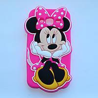 Чехол Minnie Mouse для Samsung Galaxy J5 J500, фото 1