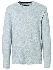 Мужской тонкий вязанный свитер Emeka от !Solid в размере L, фото 3
