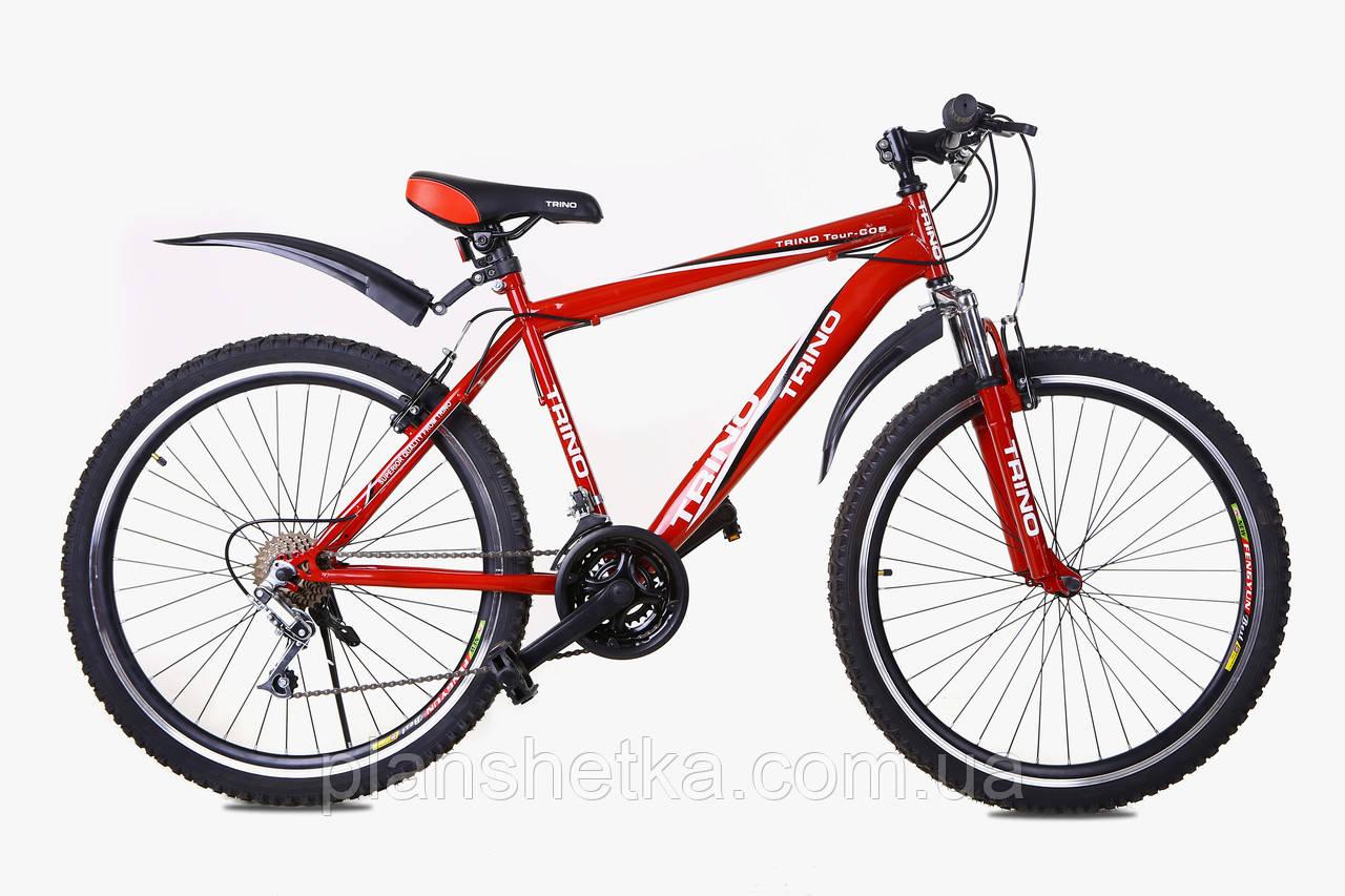 Велосипед Trino Tour CM005 (стальная рама)