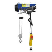 Tаль электрическая тросовая GART Lifting 250/500