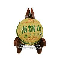 Чай Пуэр Шен Живой прессованный 100г
