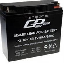 Аккумулятор для детского электромобиля 12V вольт 18 ah ампер, фото 2