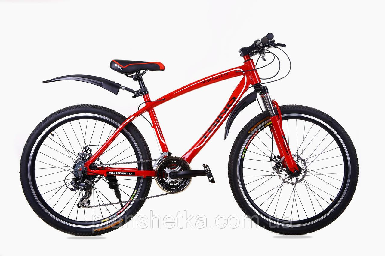 Велосипед Trino Best CM010 (алюминиевая рама)