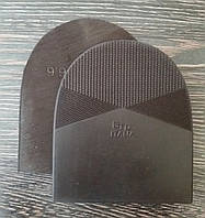 Набойки формованные GTO Italia Оригинал т. 6.6мм р. 13-14 цвет коричневый