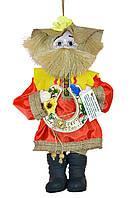 "Кукла-оберег ""Нафаня"", 38 см красный"