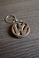 Брелок с логотипом авто Volkswagen