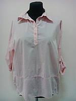 """Рубашка женская в стиле """"кэжуал""""."""