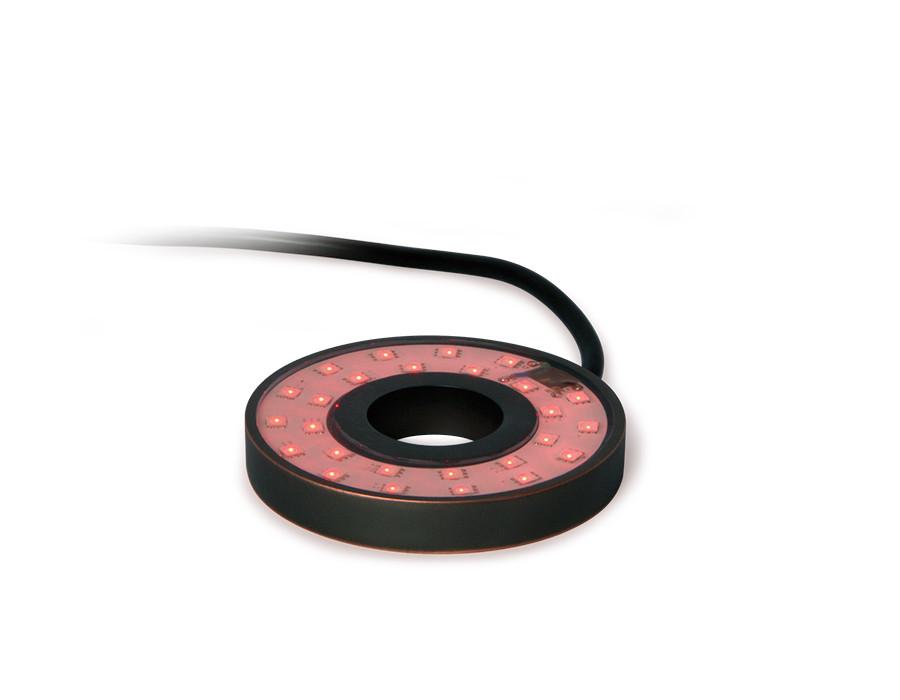 Светодиодное кольцо  SOLCCLR, 2-6 Ватт меняет цвета