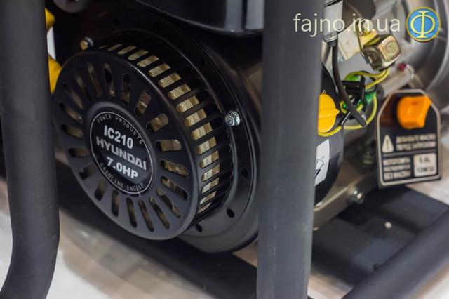 Мотопомпа для грязной воды Hyundai HYT80