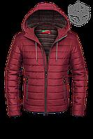 Красная куртка мужская ,куртки весна/осень 2017