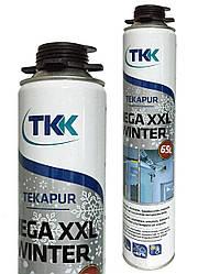 Монтажная пена TKK MEGA XXL winter 65L