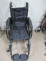 Компактная инвалидная коляска ширина сидения -37 см  Otto Bock б/у Германия