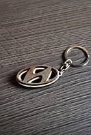 Брелок с логотипом авто Hyundai