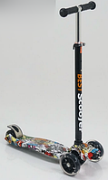 Самокат 4-х колесный Best Scooter 1386 KK