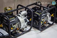 Грязевая мотопомпа Hyundai HYT-80 (55 м³/час)