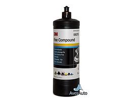 Полировальная паста абразивная - 3M Fine Compound 1 л. (09375)