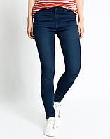 Женские узкие темно-синие джинсы скинни (Inverness)