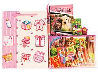 Набор подарочный детский для девочки, в пакете