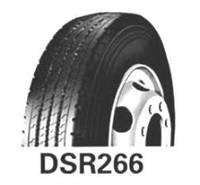 Шина 295/80R22.5 154/152M DoubleStar DSR266 (рульова)