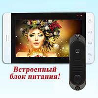 Видеодомофон PoliceCam PC-705 HD (PC-668H)