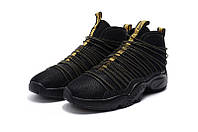 Баскетбольные кроссовки Nike Zoom Cabos black-gold