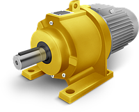 Применение мотор-редуктора 3МП