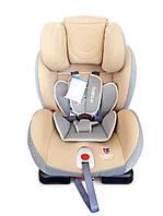 Детское автокресло Eternal Shield Honey Baby Isofix (бежевый/серый)