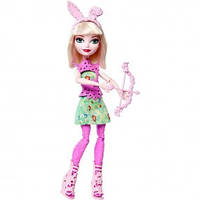 Кукла Ever After High Банни Бланк Стрельба из лука – Bunny Blanc Аrchery Сlub DVH81