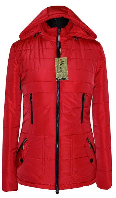 Модная демисезонная куртка от украинского производителя