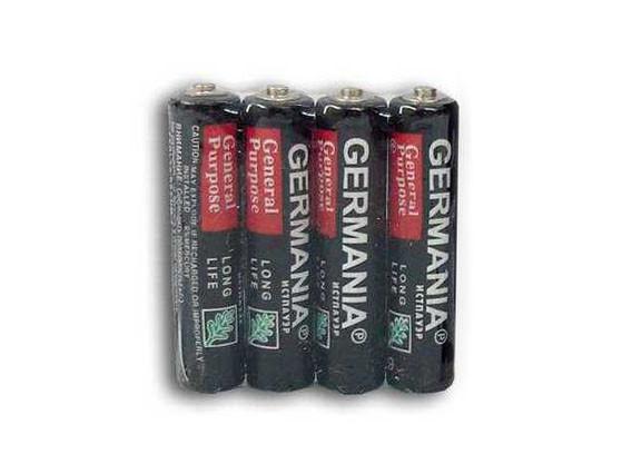 Батарейка Germania минипальчиковая ААА