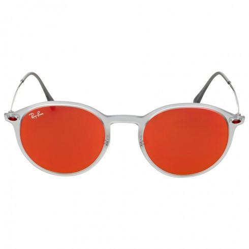 Сонцезахисні окуляри Ray-Ban Round Red Mirror RB4224 650 / 6Q 49