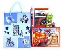 Набор подарочный детский для мальчика, в пакете