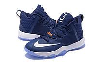 Баскетбольные кроссовки Nike Ambassador 9 blue