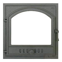 Каминная дверца SVT 406 (500х500)