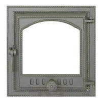 Печная дверца SVT 410 (400x370)