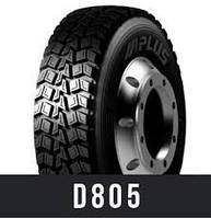 Шины грузовые 315/80R22,5 APLUS D805 Карьерная