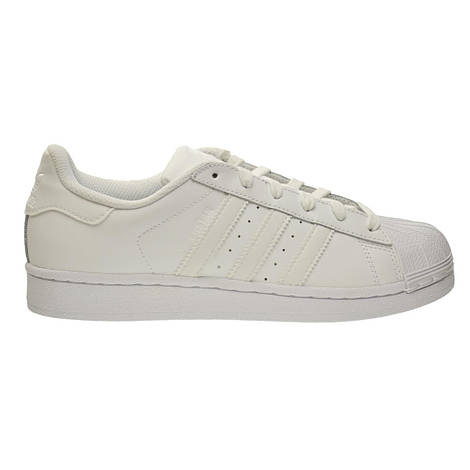 "Женские кроссовки Adidas Superstar Foundation ""White"""