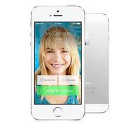 Смартфон Apple iPhone 5s 16GB (White-Silver)