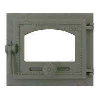 Дверца чугунная для печи SVT 470 (240x280), фото 1