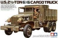 U.S.2,5ton 6x6 Cargo Truck 1/35 TAMIYA 35218