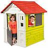 Детский домик Smoby Nature Playhouse