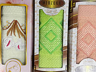 Лицевое полотенце в подарочной упаковке 150х50