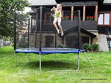 Батут детские 244 см. 8 ft. c защитной сеткой, фото 2