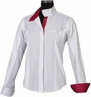 Женская рубашка Show для турниров и верховой езды