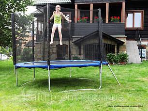 Батуты 305 см. 10 ft. c защитной сеткой, фото 2