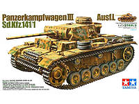Panzerkampfwagen III Ausf.L 1/35 TAMIYA 35215
